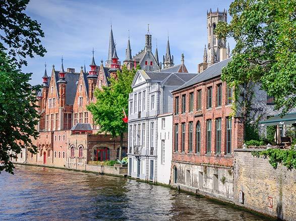 Crociera Bruges(Belgio)