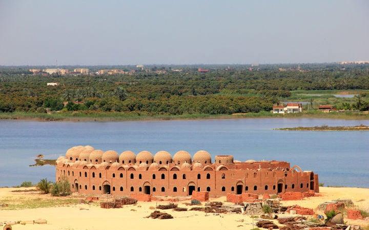 Crociera Canale di Suez