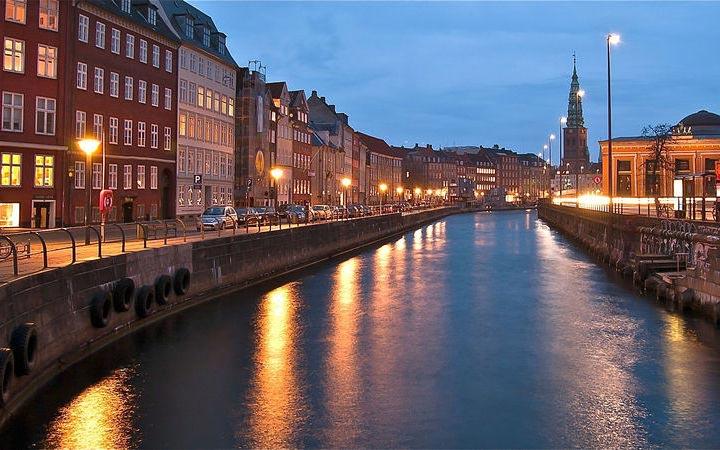 Crociera Copenaghen