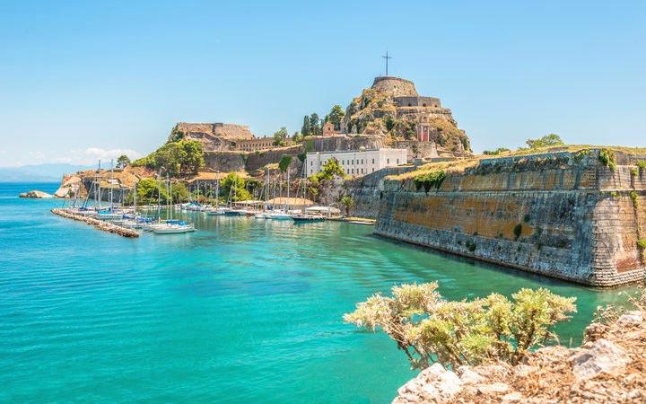 Italia, Montenegro, Grecia