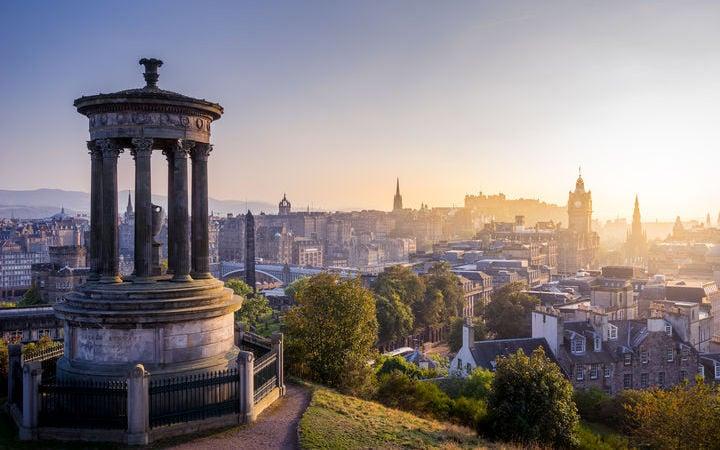 Crociera Edimburgo