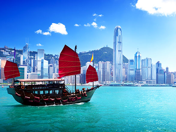 croisière Asia : Hong Kong, Giappone