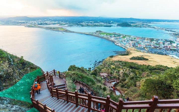 Crociera Jeju