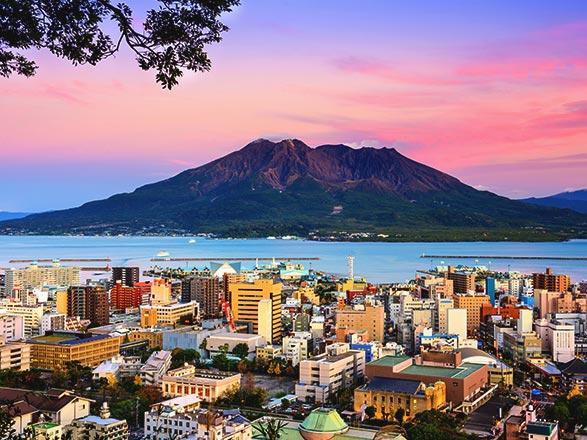Crociera Kagoshima(Giappone)