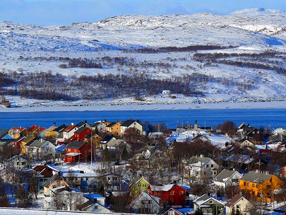 croisière Fiordi : Fiordi: da Kirkenes à Bergen