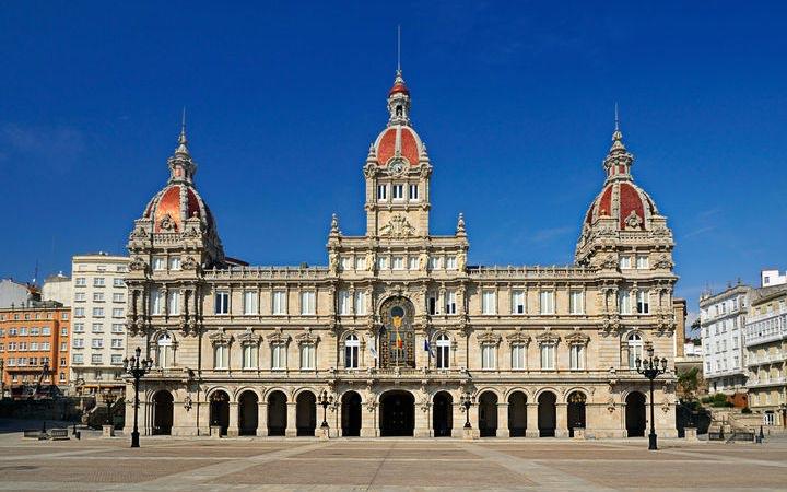 Crociera La Coruña