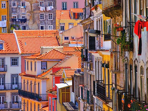 Crociera Lisbona(Portogallo)
