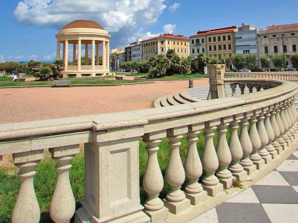 croisière Mediterraneo Orientale - Israele : Livorno - Civitavecchia