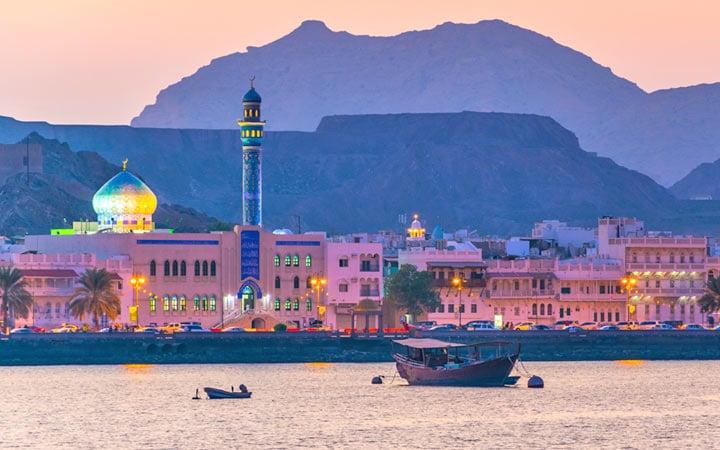 Meraviglie della penisola arabica