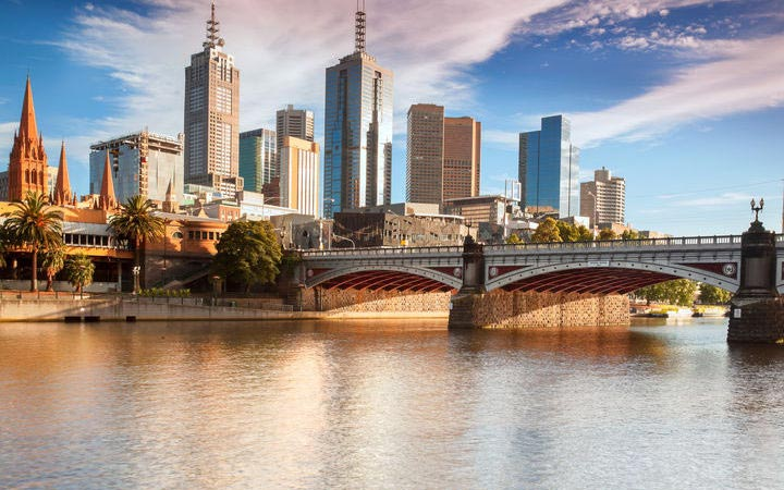Crociera Melbourne