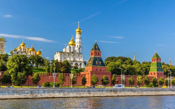 Crociera Mosca