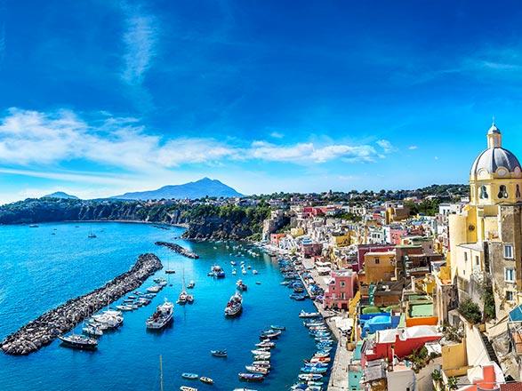 croisière Mediterraneo Occidentale : Italia, Malta, Spagna, Francia