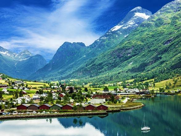 Panorami scandinavi