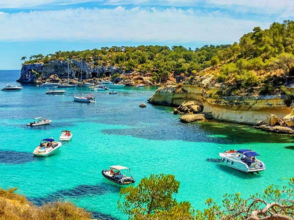 Baleari, Spagna, Francia