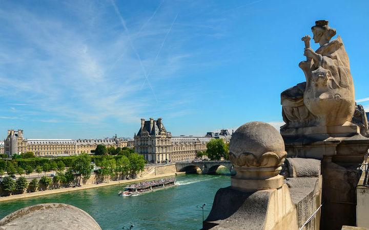 Crociera Parigi