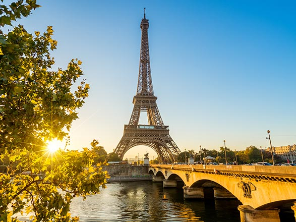 croisière Senna, Rodano, Saona - Volga e Dnieper : Parigi e i suoi luoghi mitici ( PAB)