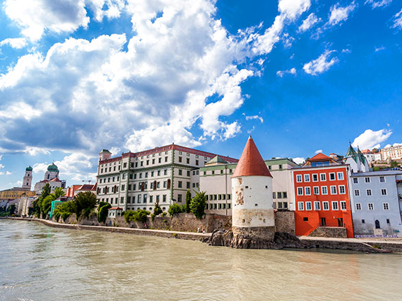 croisière Danubio - Danubio : Rapsodia sul Danubio