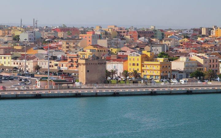 Crociera Porto Torres