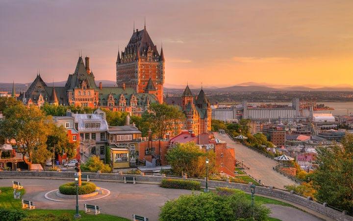 Crociera Quebec