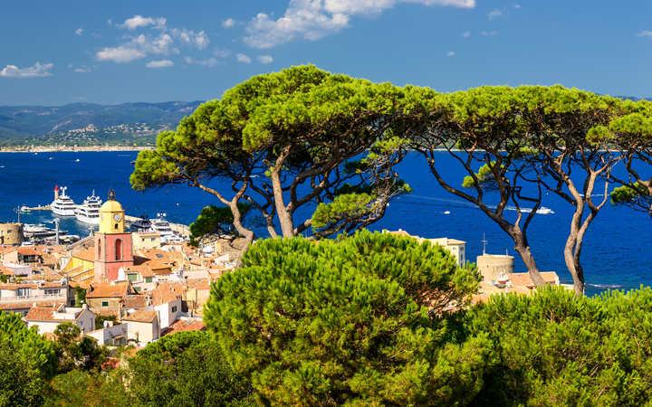 Crociera Saint Tropez