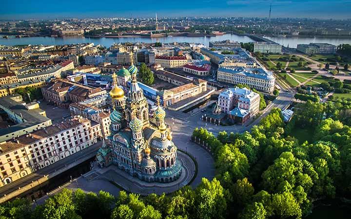 Crociera San Pietroburgo