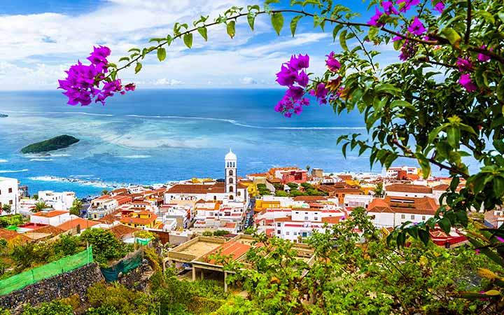 Crociera Santa Cruz de Tenerife