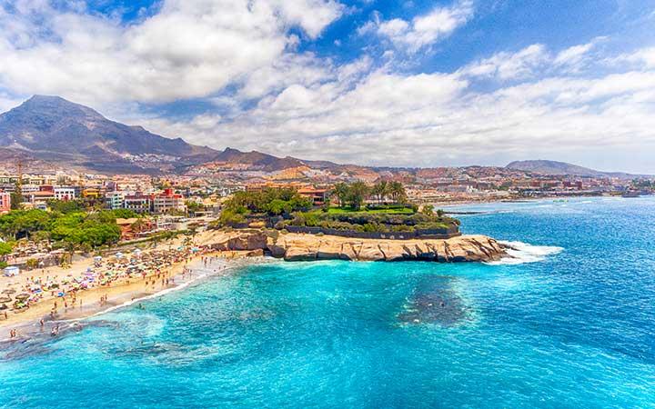Spagna, Portogallo, Marocco