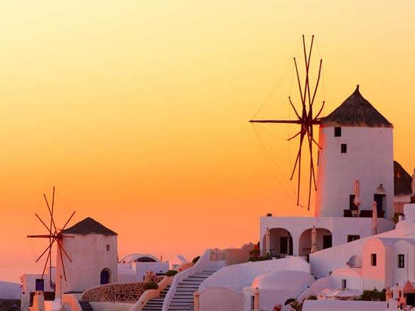 Isole greche e Croazia