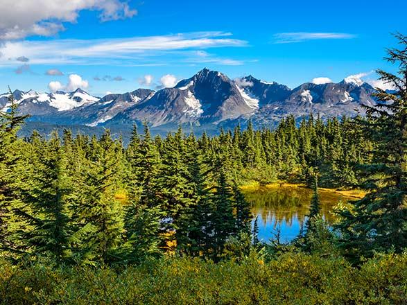 croisière Nord America : Alaska da nord a sud