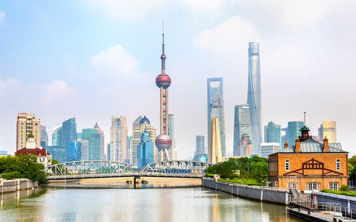 Crociera Shanghai