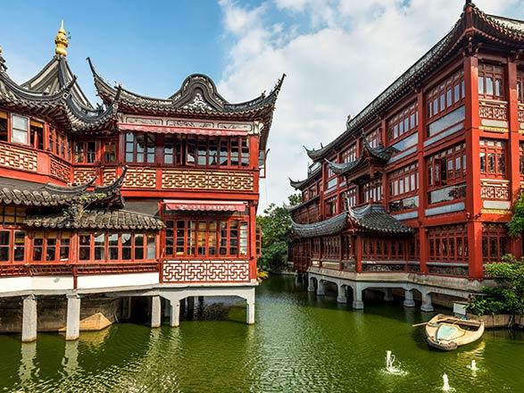 croisière Asia : Shanghai e Giappone