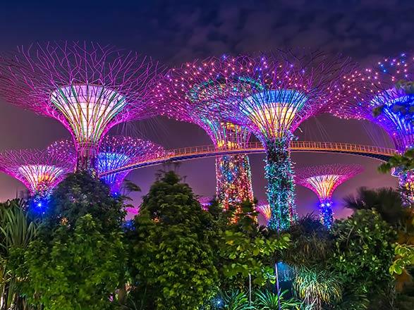croisière Asia : Singapore, Thailandia, Cambogia