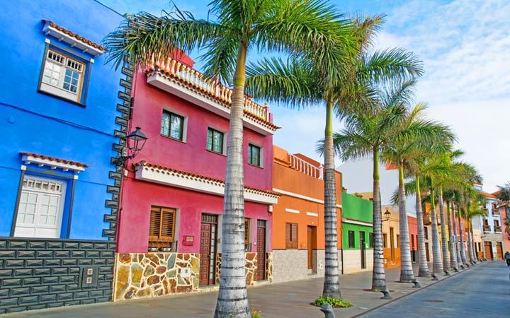 Crociera Tenerife