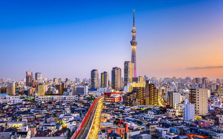 Crociera Tokyo