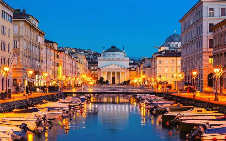 Crociera Trieste