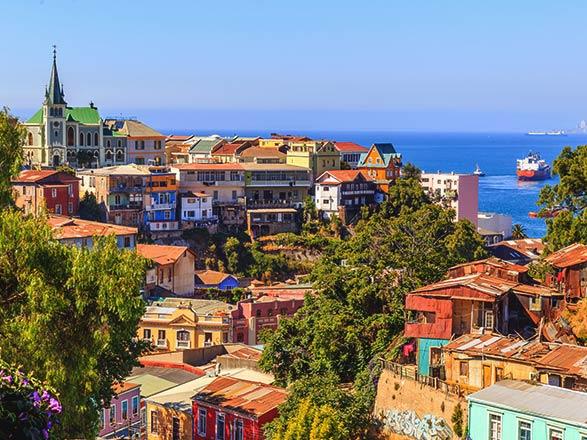 croisière Giro del Mondo : Giro del Mondo 2022: da Valparaiso a Sydney