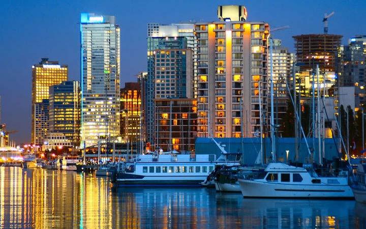 Crociera Vancouver