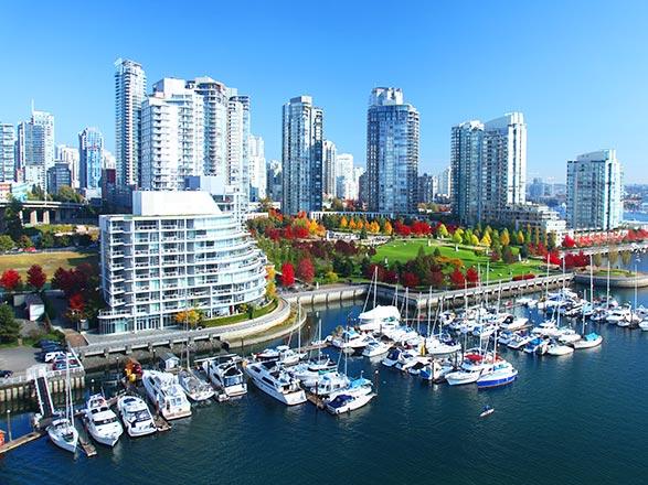 croisière Nord America - Canada e baia di Hudson : Da Vancouver a Los Angeles