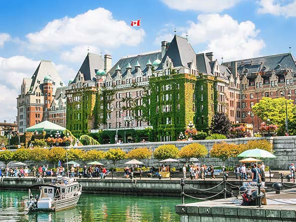 croisière Nord America : Alaska e Canada