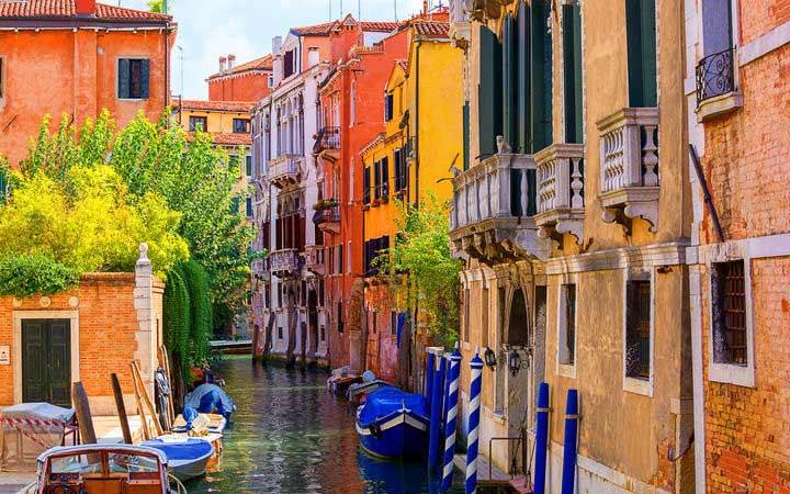 Crociera Venezia