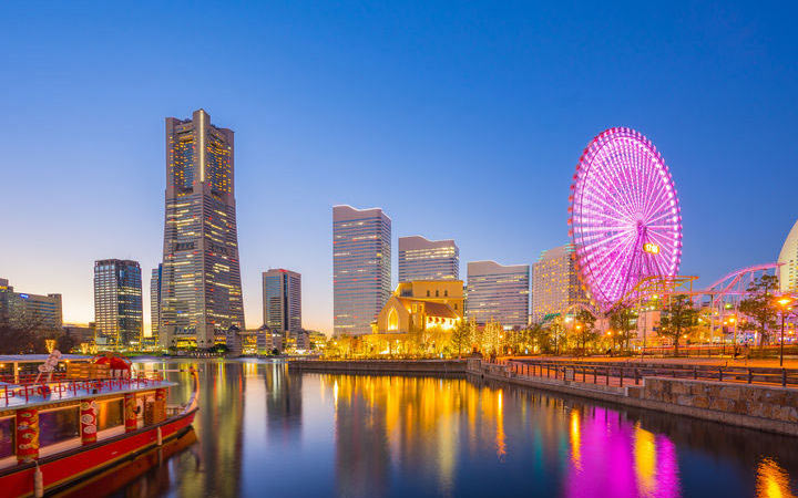 Crociera Yokohama